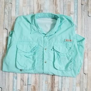 Columbia PFG Vented Long Sleeve Fishing Shirt